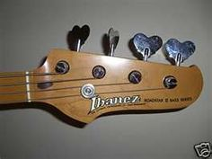 Ibanez Roadstar II ...First Bass