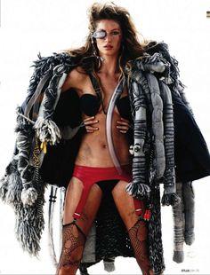 35 Reasons Why Gisele Bundchen Is The Greatest Modeling Fashion Icon