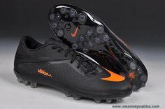 1e8912012 Charcoal Citrus Black Nike Hypervenom Phelon AG Jnr Boots For Sale