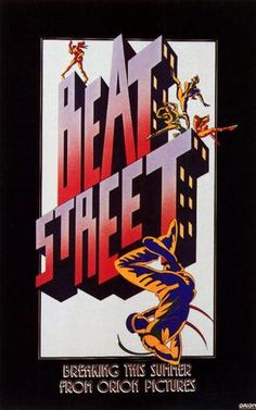 Beat Street 11x17 Movie Poster (1984)