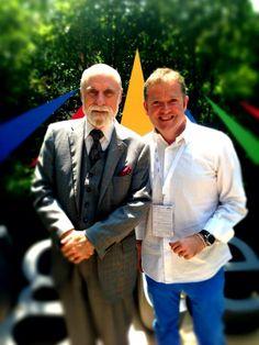 En #BigTent de Google con Vint Cerf