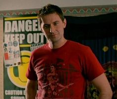 Richard Armitage those characters: Paul Andres from Between the Sheets