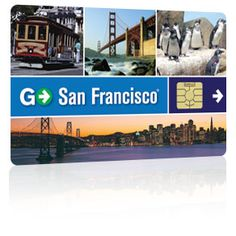 Go San Francisco Card - 55% Off 45 San Francisco Attractions and Tours