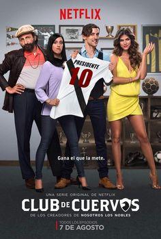 Club de cuervos, la nueva serie de Netflix estrena trailer - http://webadictos.com/2015/07/13/club-de-cuervos-netflix-trailer/?utm_source=PN&utm_medium=Pinterest&utm_campaign=PN%2Bposts