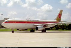 Continental Airbus A300
