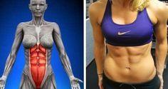 Un exercice de 60 secondes par jour pour un ventre plat au bout d'un mois !