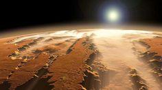 Mars (Mars Renderings: Kees Veenenbos(?))
