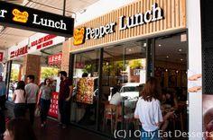 Pepper Lunch, Adelaide