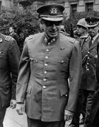 Pinochet in una foto del 1973 (Afp)