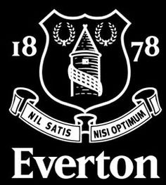 Everton The Mighty Blues
