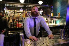 Punch Bowl Social Beverage Director Patrick Williams