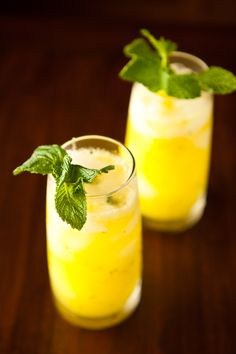 Is there anything more refreshing than Agua Fresca? We're ready to relax with this recipe from @Angie McGowan (Eclectic Recipes)