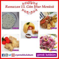 iftarmenüsü #ramazan #mübarek #iftar ramazan 13. gün iftar ...