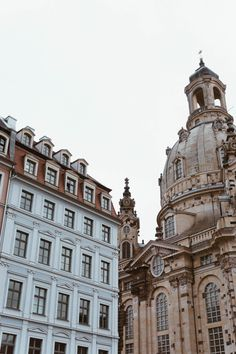 Bursting with beautiful baroque and rococo architecture, Dresden Germany is undoubtedly the jewel of Saxony. As the capitol city of Saxony, Dresden has a lot. Germany Photography, Dresden Germany, City Aesthetic, Paris, Berlin Germany, London, Germany Travel, Day Trip, Barcelona Cathedral