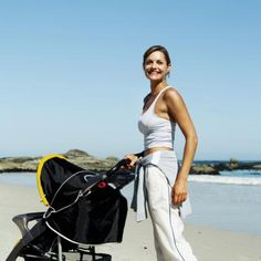 The beach can be a daunting place for the parents of a four-month old. Sun, sand, wind and salt water can pose serious threats to infants. But few people benefit more from a relaxing day at the beach than a couple of exhausted new parents! Families with infants should not feel bound to their homes on hot summer days. ...