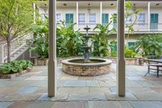Check out this awesome listing on Airbnb: Luxury Villa! 2 blks from Bourbon!! - Villas for Rent in New Orleans** Contact property owner, has other apartments on property