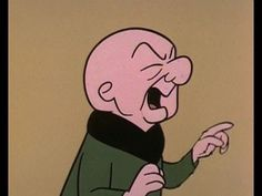Mr Magoo: Thin-skinned Divers
