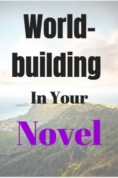 An effective way to world-build is fusing your character and the world they live in. Have your character affect your world-building and your world-building affect your character. For example: If your main character is an Alien in a new world, think about Book Writing Tips, Writing Resources, Writing Help, Writing Skills, Writing Prompts, Writing Ideas, Writing Fantasy, Fantasy Books, Outlining A Novel