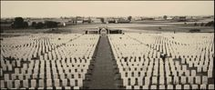 this is the graves of the soldiers who served for us in the Great War