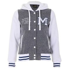 blusas de moletom feminina Mooncity Warm Outfits, Pretty Outfits, Cool Outfits, Fashion Mode, Fashion Outfits, Womens Fashion, Vetement Hip Hop, Football Outfits, Cute Jackets