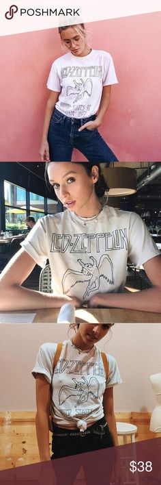 Bnwt Brandy Melville tee shirt Bnwt Brandy Melville Tops