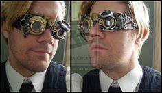 Nice goggles