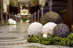 Fiori decorazioni chiesa flowers church