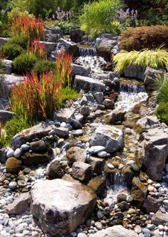 How to Build a Realistic and Functional Dry Creek Bed