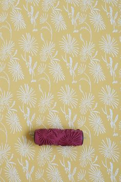 Patterned Paint Roller No.16