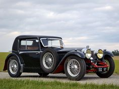 1931 Invicta 4 ½ Litre LS-Type Low Chassis Coupe