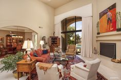Gainey Ranch home for sale in Scottsdale, Arizona. Live in luxury.