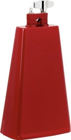 Gon Bops Timbero Series Rock Cowbell by Gon Bops. $39.00. This Red Rock Bell has extremely deep, resonant tone with moderate sustain. It's the ultimate rock-metal drumset bell. With a pitch range and sustain that falls between the Tumbao Series and the Alex Acuña Series, Timbero bells can be played together or combined with other Gon Bops bells to create new tonal possibilities. Each bell features Gon Bops' exclusive stay-tight V-Grip mounting system with included memory lock.