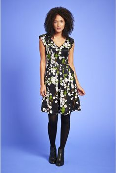 Louche Raquel Blossom Dress