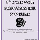 This bundle is a great way to review for standardized testing or just an end of year review! Answer keys for everything are included and are includ...