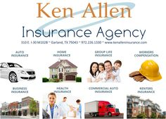 Ken Allen Insurance Agency Customer Review  Great to Work with. Very helpful answers all your questions without trying to pressure you to get something you don't need.  Richard , https://deliverymaxx.com/DealerReviews.aspx?DealerCode=E475&ReviewId=60756  #Review #DeliveryMAXX #KenAllenInsuranceAgency