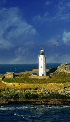 Lighthouse.. Zakinthos Island, Greece