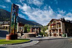 Andorra regions: Vall nord: Ruta del Ferro: Ordino by lutzmeyer, via Flickr