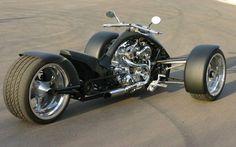 Harley-Davidson tricycle