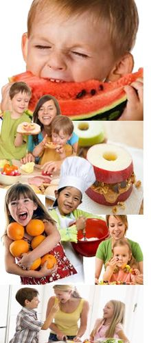 The importance of healthy recipes for kids to safeguard from dangerous diseases at a young age.  Visit: www.healthyrecipestaste.com    master your metabolism cookbook