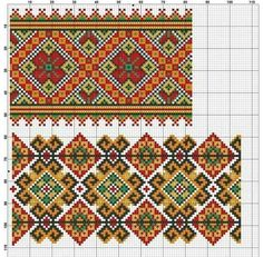 Cross Stitch Rose, Cross Stitch Borders, Cross Stitching, Cross Stitch Embroidery, Embroidery Patterns, Cross Stitch Patterns, Tapestry Crochet Patterns, Graph Design, Alpha Patterns