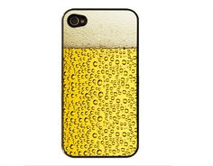 Beer foam  bubble iPhone 4 / 4S Case iPhone 5 Case by StyleCase, $9.99