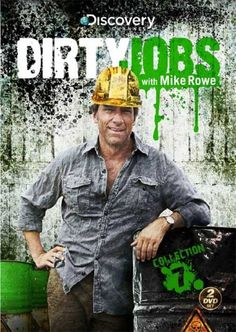 Although I probably don't have as much a blue collar vocabulary, I admire what Mike Rowe does here by giving the folks who don't get, or want, the glory their 5 minutes of fame - and his quips just make it better.