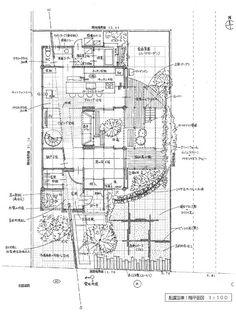 家族構成:夫婦+子ども2人 アウトドアで過ごす事が好きな、まあ富裕層である一家が暮らすということを 想定して計画されたモデル住宅。したがって実際に...