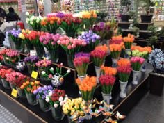 Bloemenmarket - Holland