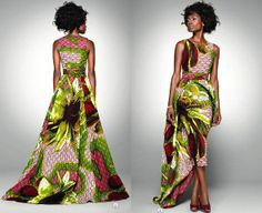 Beautiful African fashion design