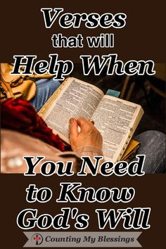 When you don't know what to do and you want to know God's will - these verses and prayer will help you move forward in faith. When you don't know what to do and you want to know God's will - these verses and prayer will help you move forward in faith. Prayer Scriptures, Bible Prayers, Faith Prayer, Prayer Quotes, Wisdom Quotes, Bible Quotes, Bible Verses, 5 Solas, Charles Spurgeon Quotes