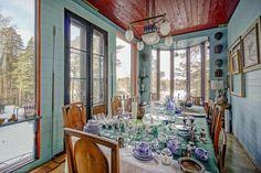 Myytävät asunnot, Kuusiniemi 11b, Espoo #oikotieasunnot #ruokailutila #diningroom Decor, Interior, Dining, Cool Stuff, Gorgeous Interiors, Dining Room