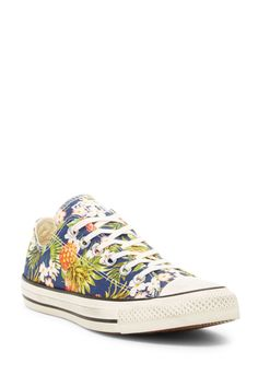 Chuck Taylor(R) All Star(R) Tropical Ox Low Top Sneaker (Unisex) by Converse on @nordstrom_rack