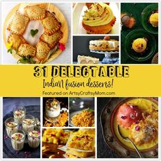 This festive season try modern, artisanal versions of Desi mithais with these 31 recipes of Delectable Indian Fusion desserts! Indian Dessert Recipes, Indian Sweets, Ethnic Recipes, Indian Recipes, Indian Cake, Indian Snacks, Desert Recipes, Diwali Food, Diwali Snacks