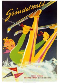 favorite ski poster.
